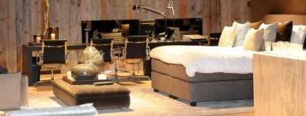 Showroom Diks Bedmakers